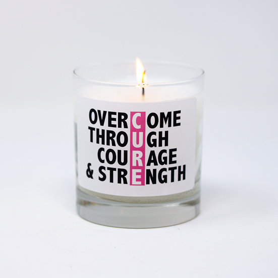CURE - Overcome Through Courage & Strength