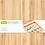 Thumbnail: Formaggio™: Bamboo Cheese Board & Tool Set