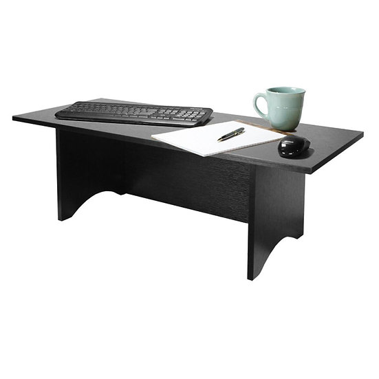 "25""H Miracle Desk Portable Black"
