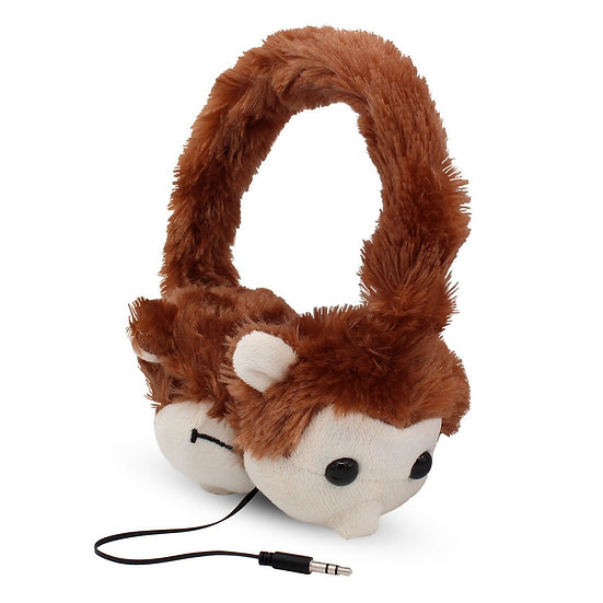 Kids Cartoon Animal Cute Noise Cancelling Stereo Headphone