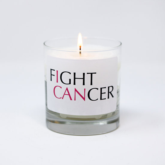 Fight Cancer Fundraising Candles
