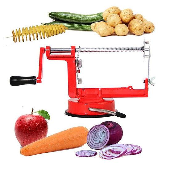 1PC Potato Twister Potato Slicer Stainless Steel