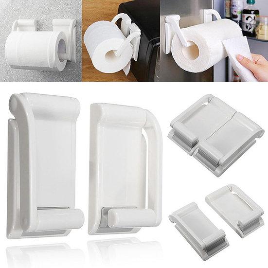 Magnetic Paper Towel Bathroom Hold Holders Kitchen