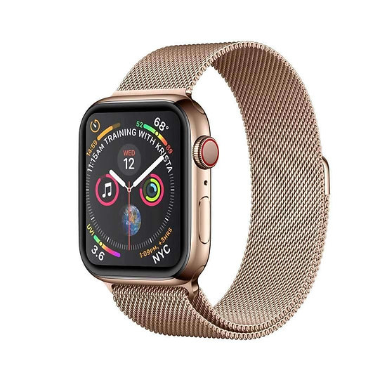 AMZER 3D Full HD Screen Protector for Apple Watch Series 5/6/SE 44mm -