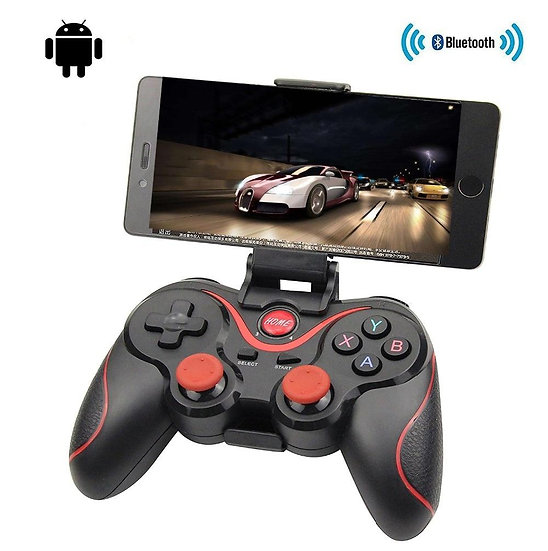 Dragon TX3 Wireless Bluetooth Mobile Gaming Controller for Android and Pcs