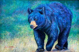 Bear 'Steady as a Mountain Song'_Starwalt.jpg