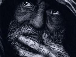 Elderly Man sketch
