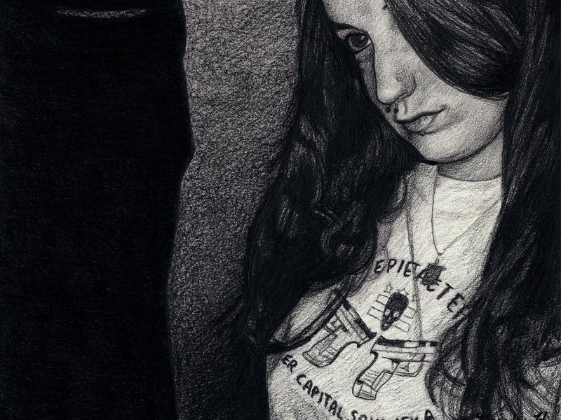 Rachel sketch