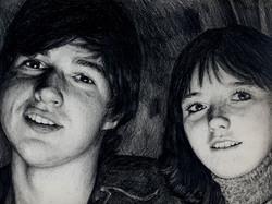Parents sketch