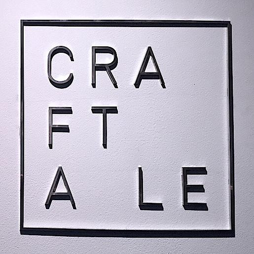 CRAFTALE 公式ウェヴサイト開設しました。