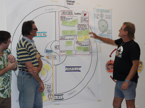 Structural team presents proposal.JPG