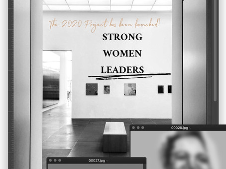 CANCELLED - Announcing the 2020 Project: Strong Women Leaders