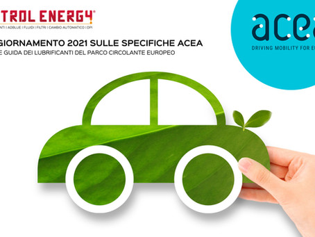 Specifiche ACEA 2021