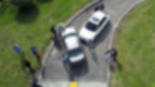 Fotografía de escena del crimen con dron Guatemala