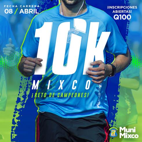 Carrera 10k Mixco