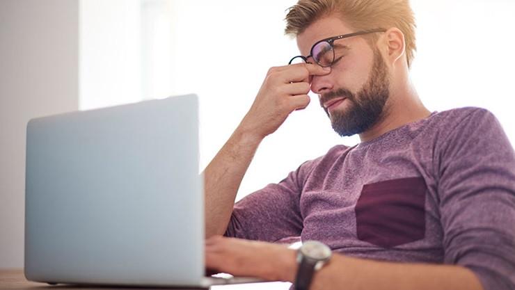 Disminuye el estres en el trabajo