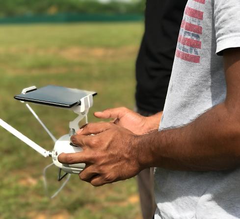 Aprende a volar dron en Guatemala