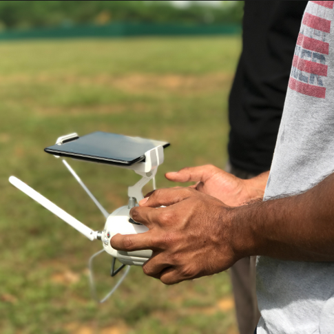 Capacitación para operar Dron