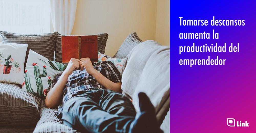 Tomarse descansos aumenta la productividad