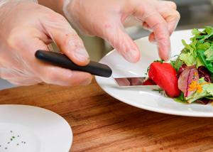 Salud y Seguridad de los Alimentos a Servir