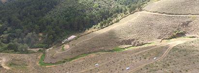 Medición, topografía y cartografía con Dron en Guatemala