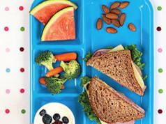 Loncheras saludables para sus hijos