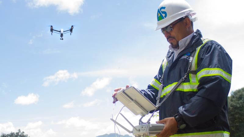 Venta, servicio y reparación de drones en Guatemala