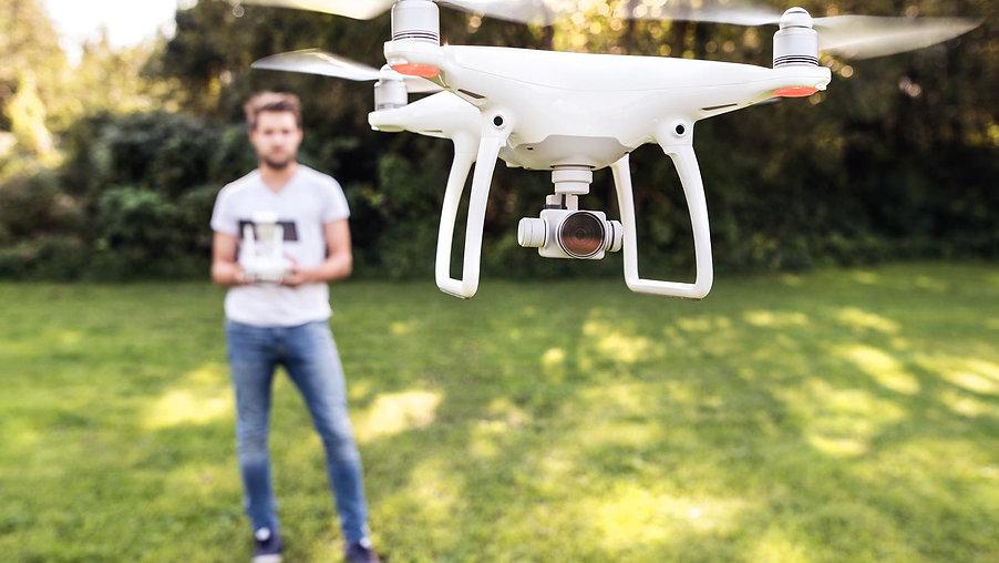 Curso de operador de dron en Guatemal