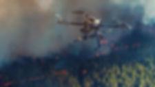 Rescate con dron en Guatemal