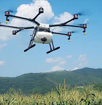 Dron para Fertilización y Fumigación Guatemala
