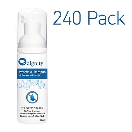 Waterless Shampoo 240 Pack Trade Price