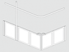 Disabled Bathroom Screens