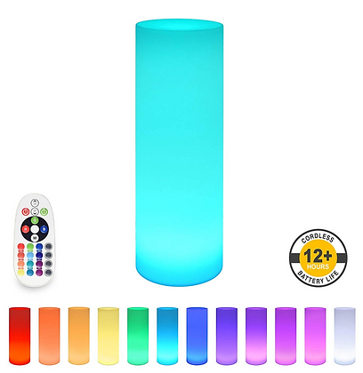Colour Changing Cylinder