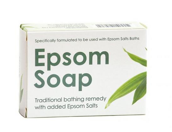 Epsom Soap Bar