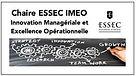 chaire ESSEC innovation management