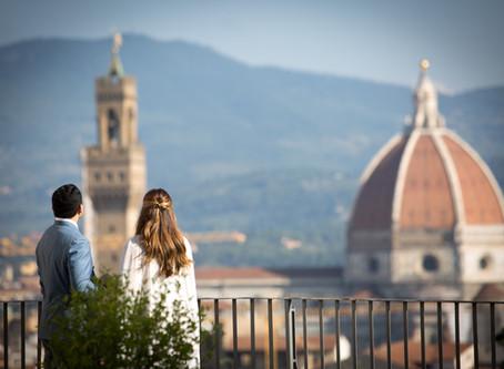 Matrimonio in Firenze Maria & Ronn