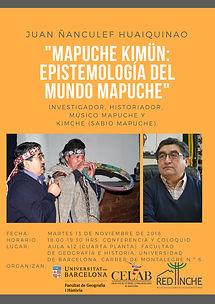 1. 13 noviembre 2018, Juan Ñanculef, Fa