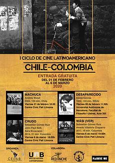 4. I Ciclo de Cine Latinoamericano Chile