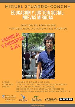8. 25 abril 2019, Miguel Stuardo, Facult