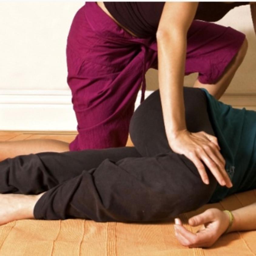 Salty Yin Yoga w/ Thai Assists