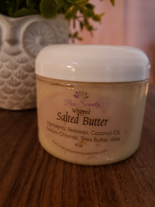 Salted Butter (6oz)