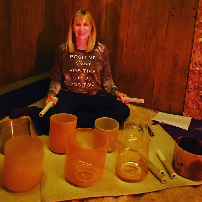 Alchemy Singing Bowls & Guided Meditation in the Salt Cave