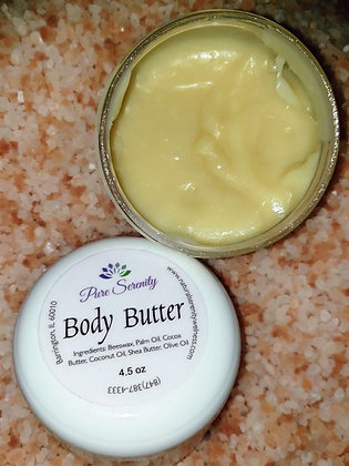 Whipped Body Butter (6 oz)