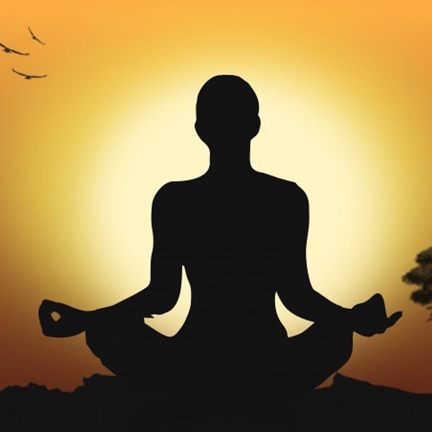 Mindful Meditation in the Salt Room