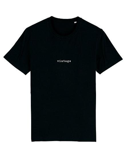 T-Shirt Personnalisable Unisexe [noir]
