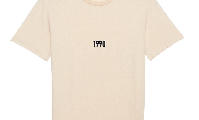 T-Shirt Numérique Unisexe [blanc cassé]