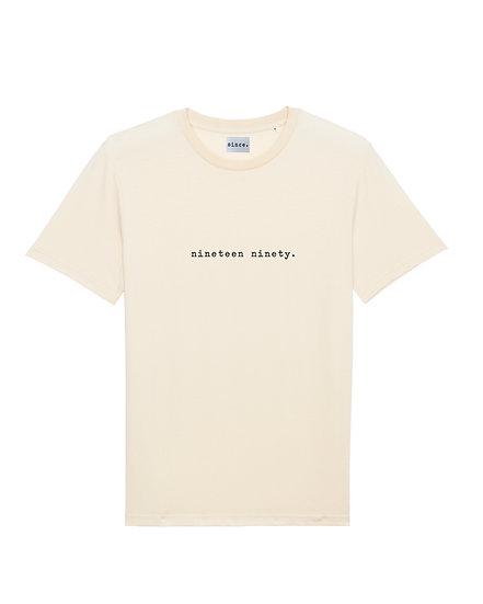 T-shirt Unisexe [blanc cassé]