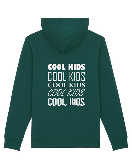 Cool kids - Hoodie Vert Bouteille