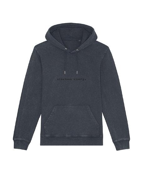 Hoodie Alpha Unisexe [gris vintage]