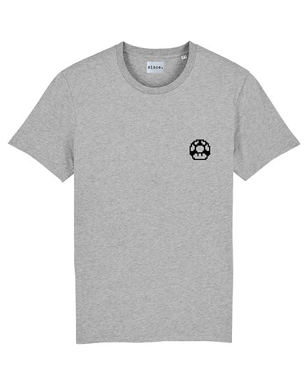 Game Over - Tshirt Gris